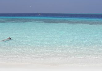 Les Maldives, lune de miel. Honeymoon