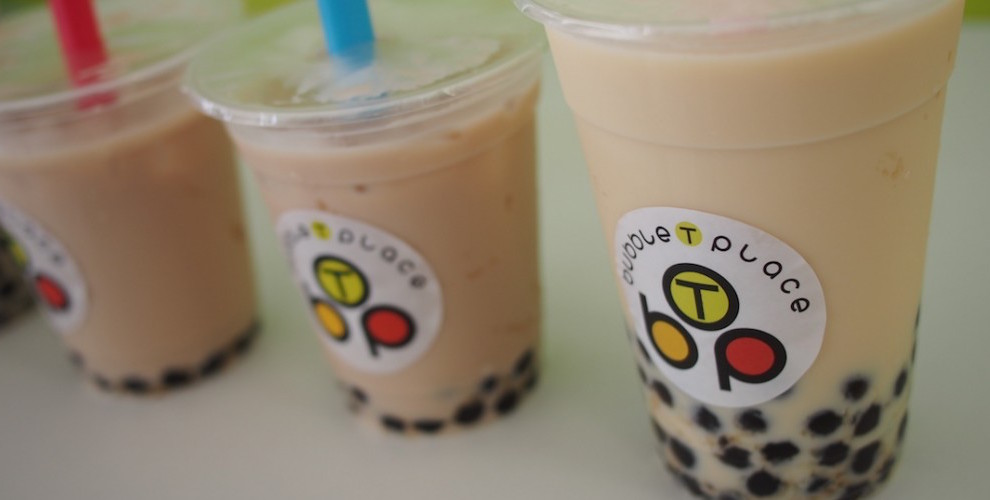 Le bubble tea, en provenance de Taiwan, arrive à la Réunion !