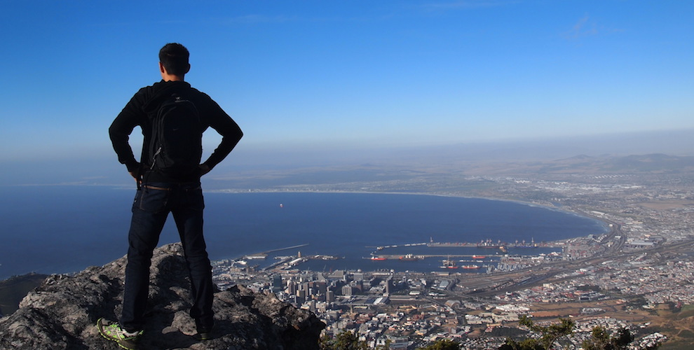 Cape town in 1 week. itinerary
