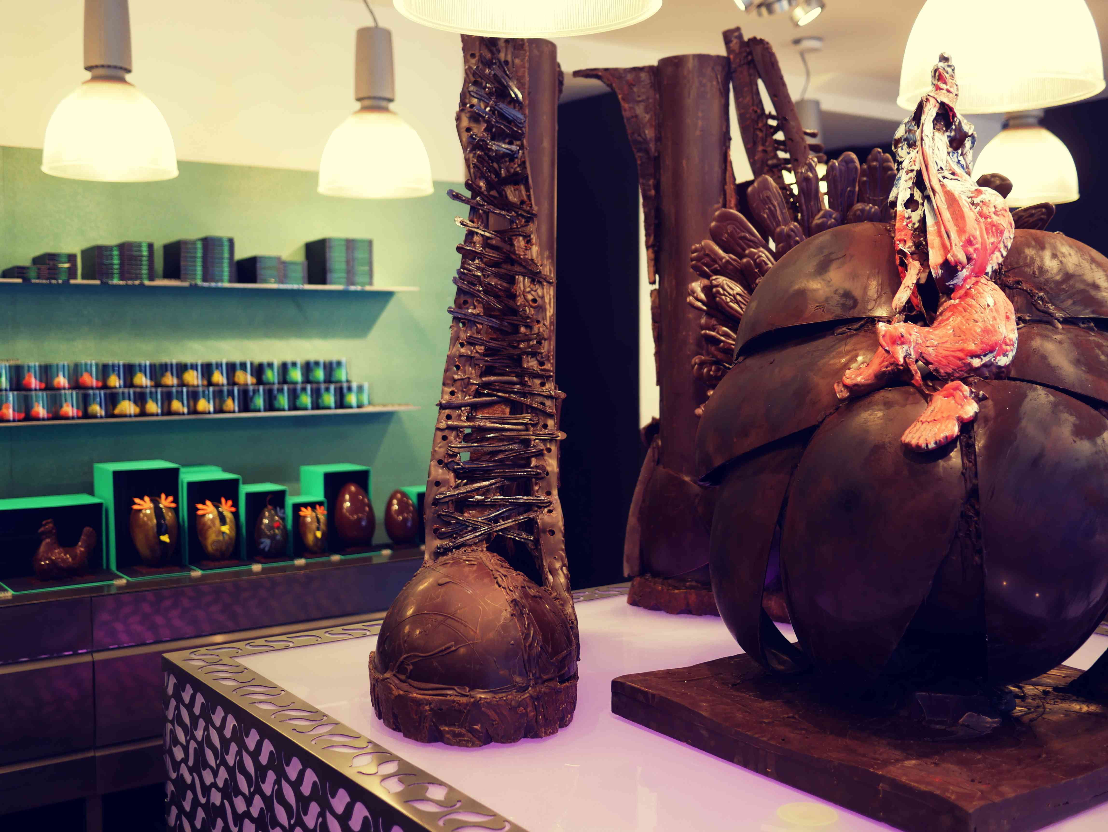 Patrick roger chocolate master confectioner in paris - Patrick roger chocolatier paris ...