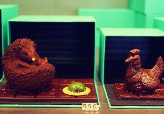 Patrick roger chocolatier paris chocolat
