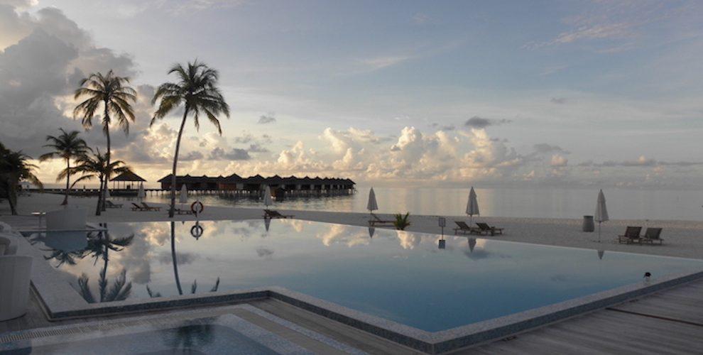 séjour au resort Maafushivaru aux Maldives. Stay at Maafushivaru for honeymoon