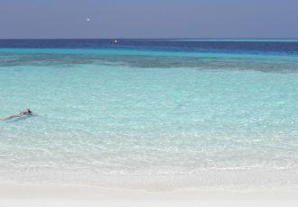 Les Maldives, lune de miel. Honeymoon