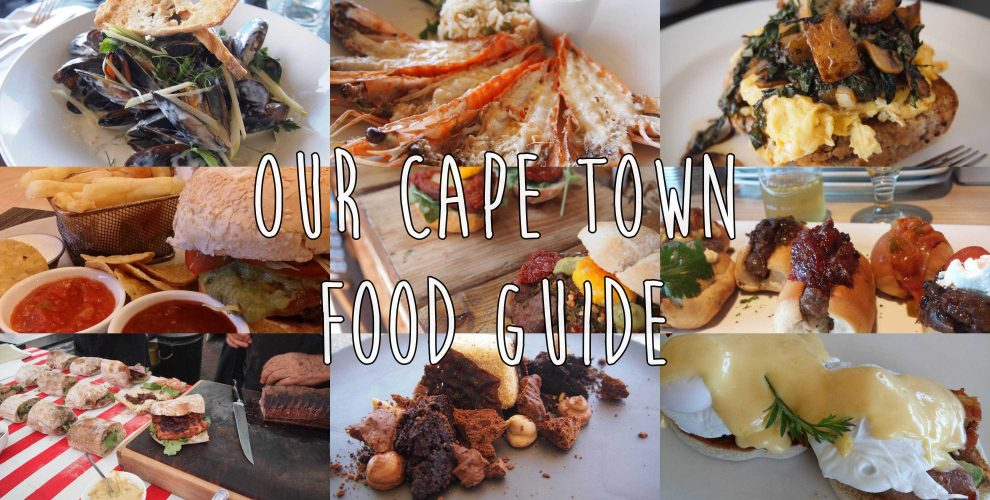 Our cape town food guide : best restaurants, where to eat